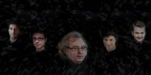 """Muzică de cameră la Biblioteca ASTRA """"Kármán Quartet: Return of Marius Ungureanu"""""""