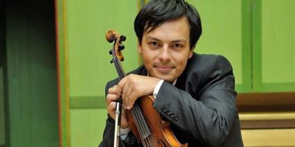 Recital cameral cu violonistul Daniel Mihai la Biblioteca Județeană ASTRA
