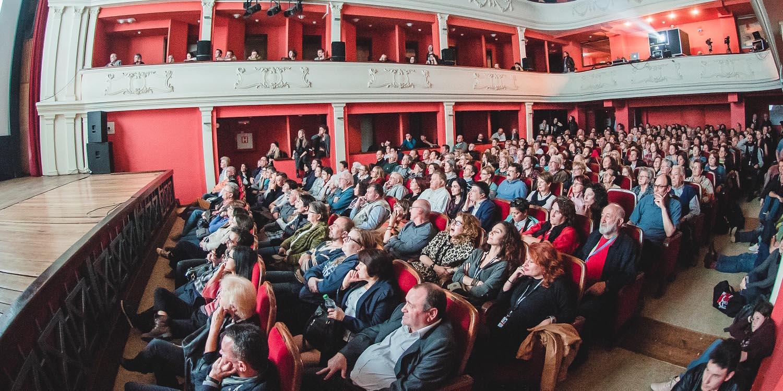 Peste 70.000 de spectatori la Astra Film Festival Sibiu