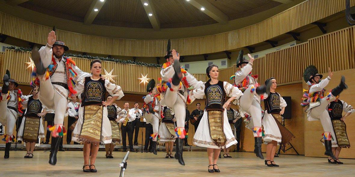 Seri de muzică folclorică la Sibiu și Șelimbăr