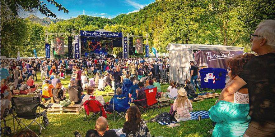 A 4-a ediție a Open Air Blues Festival Brezoi amânată pentru 2021