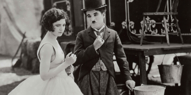 """MUZICĂ DE FILM CU PROIECŢIE - Charlie CHAPLIN – ,,The Circus"""""""