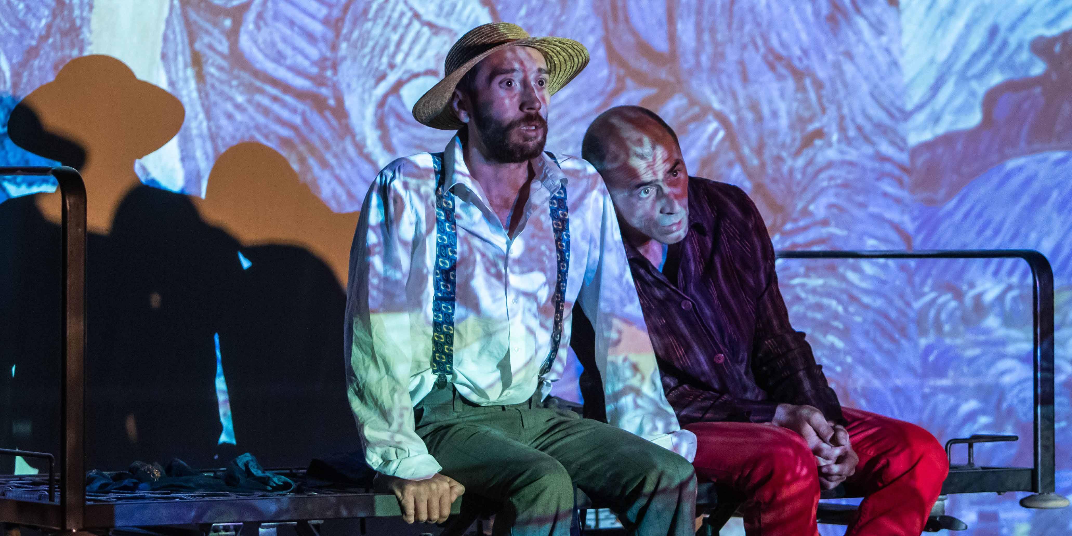 """Spectacole despre Vincent Van Gogh, Antonin Artaud și Ezra Pound în acest weekend, în Festivalul """"25 de zile de Teatru""""!"""