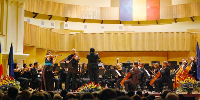 Concert simfonic extraordinar dedicat Zilei Naţionale a României