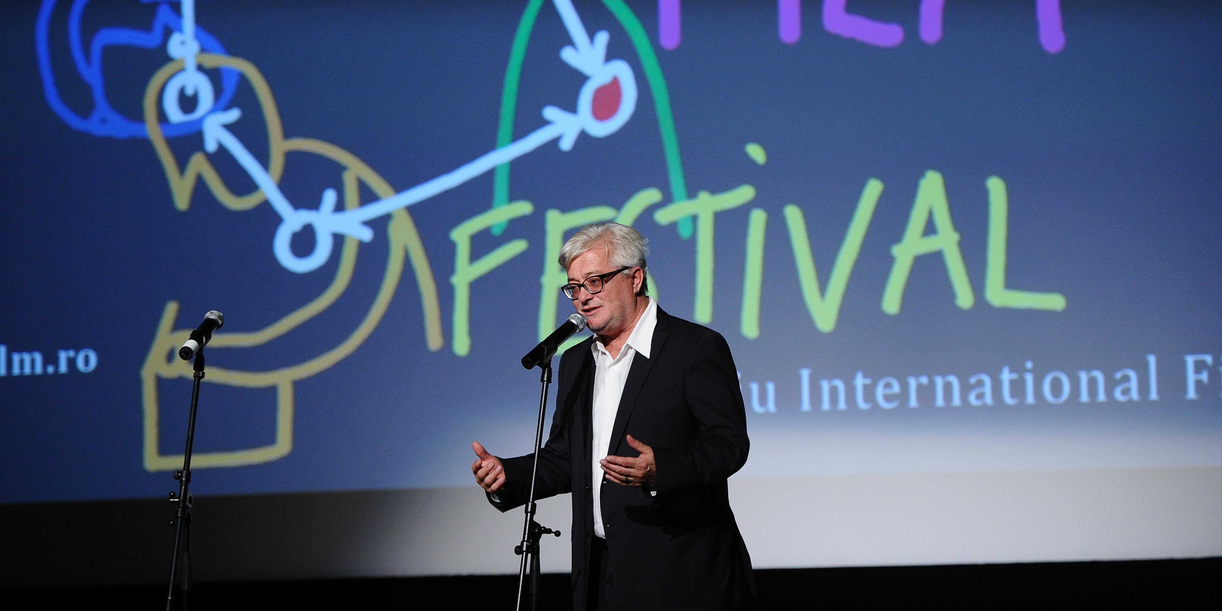 Interviu cu Dumitru Budrala - directorul Astra Film Festival