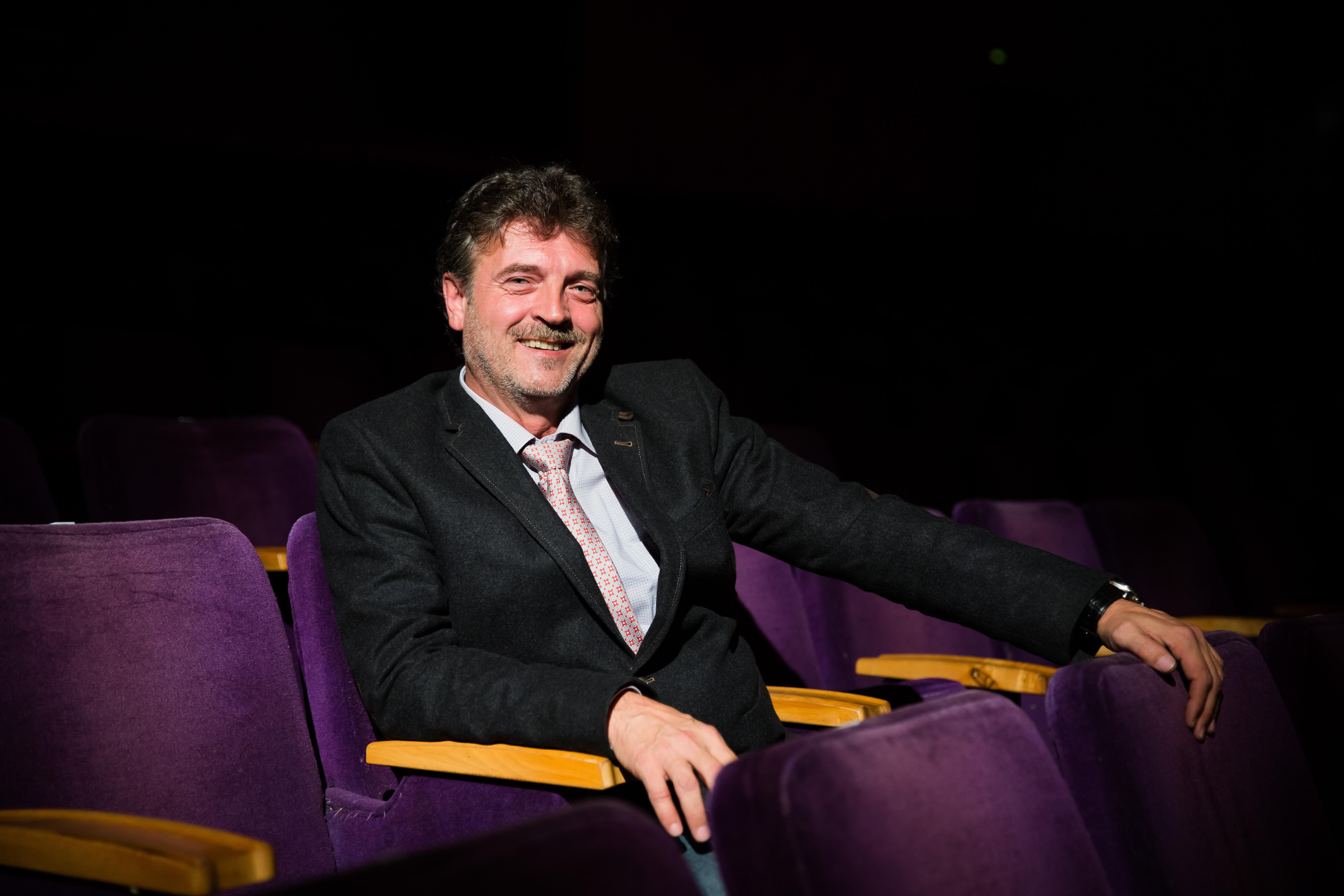 Ovidiu Dragoman - director Teatrul de Balet Sibiu