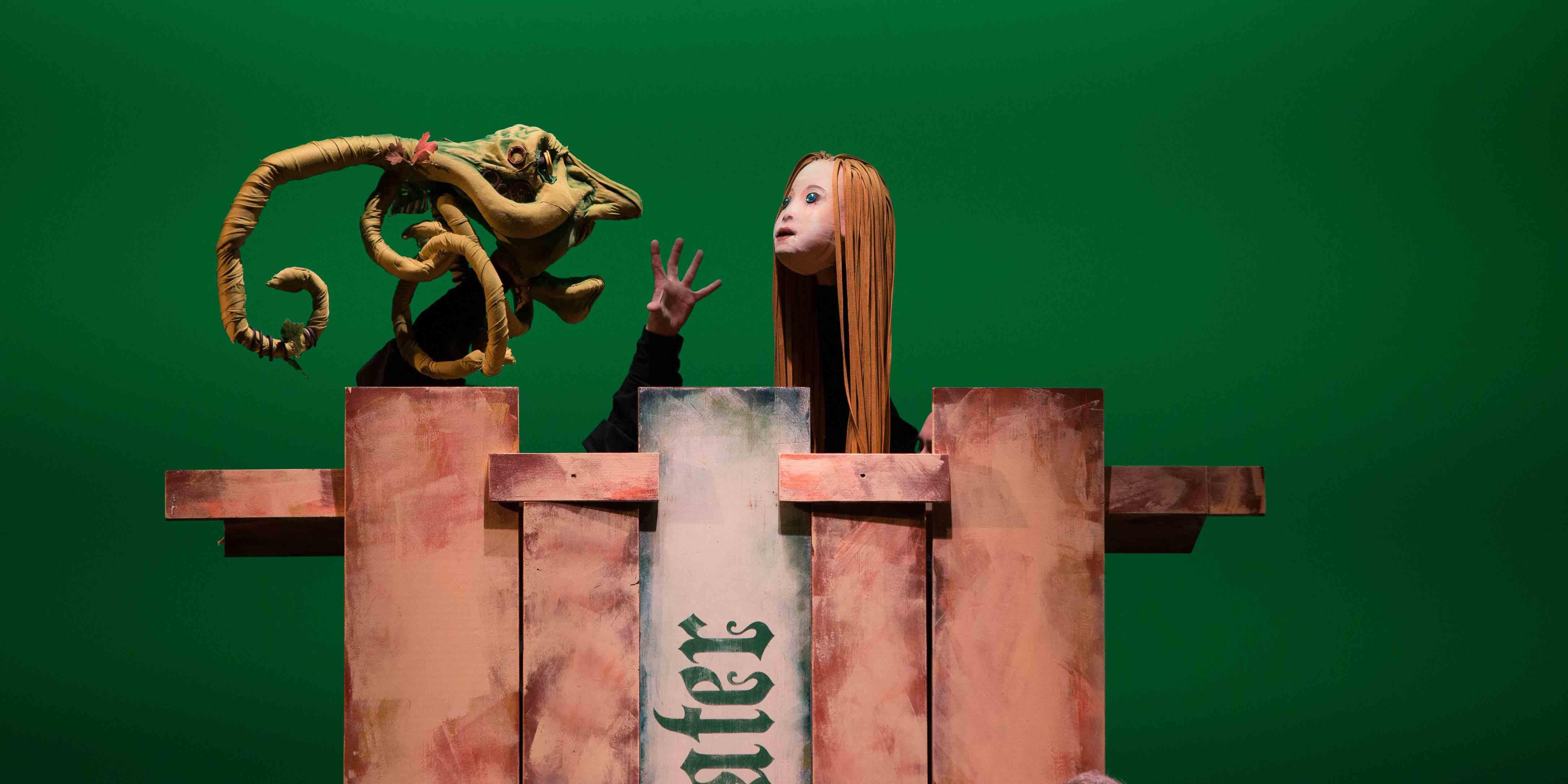 """""""Povestea lui Rapunzel"""" se spune în premieră  pe scena Teatrului """"Gong"""" din Sibiu!"""
