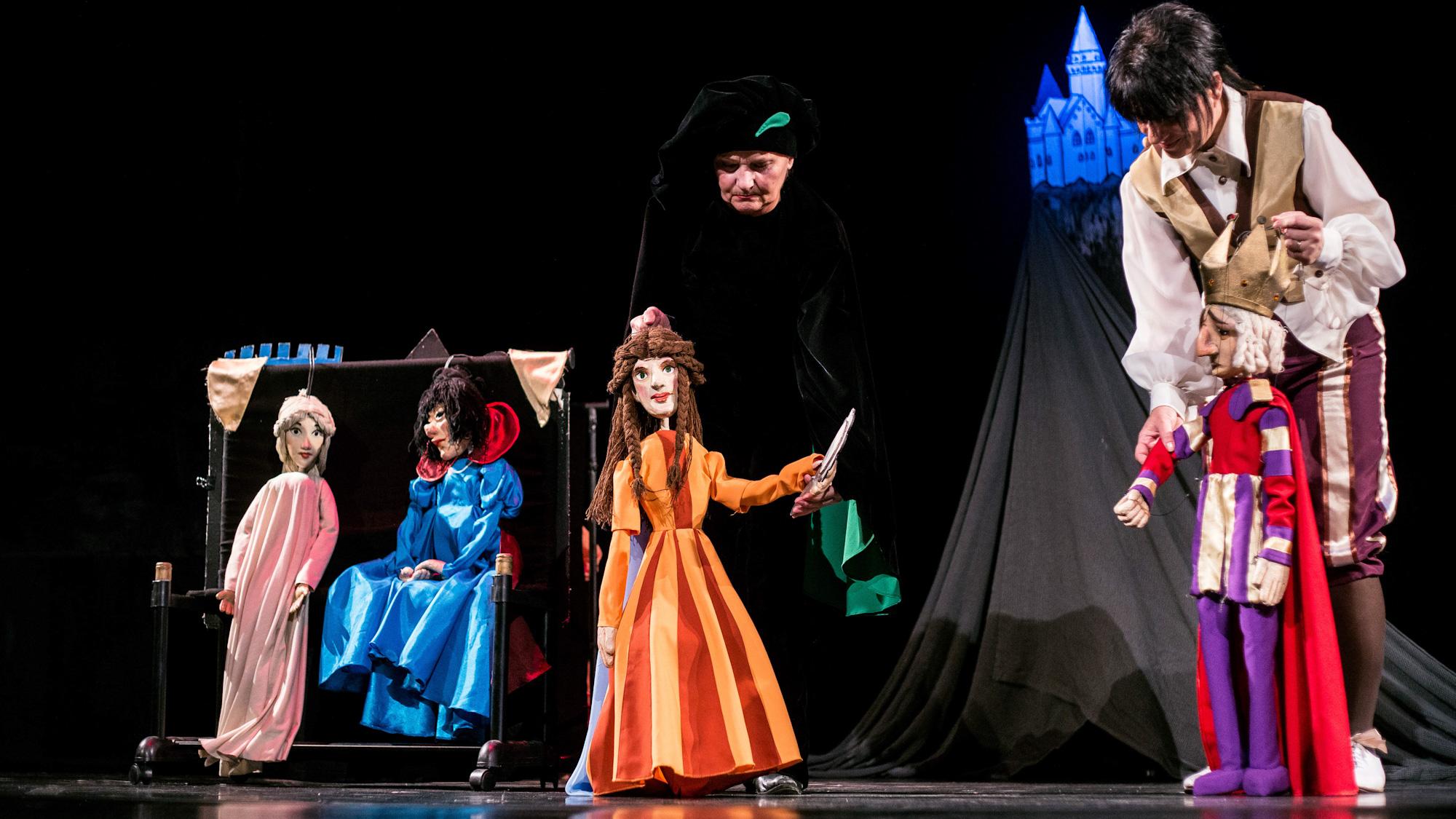 Mica Unire sărbătorită prin povești românești la Teatrul Gong