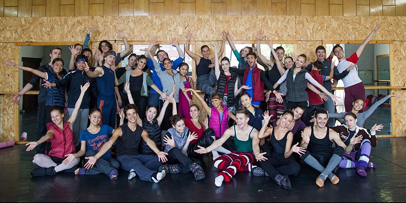 Kirill Ermolenko, prim solistul Kremlin Ballet Rusia, dansează din septembrie la Teatrul de Balet Sibiu