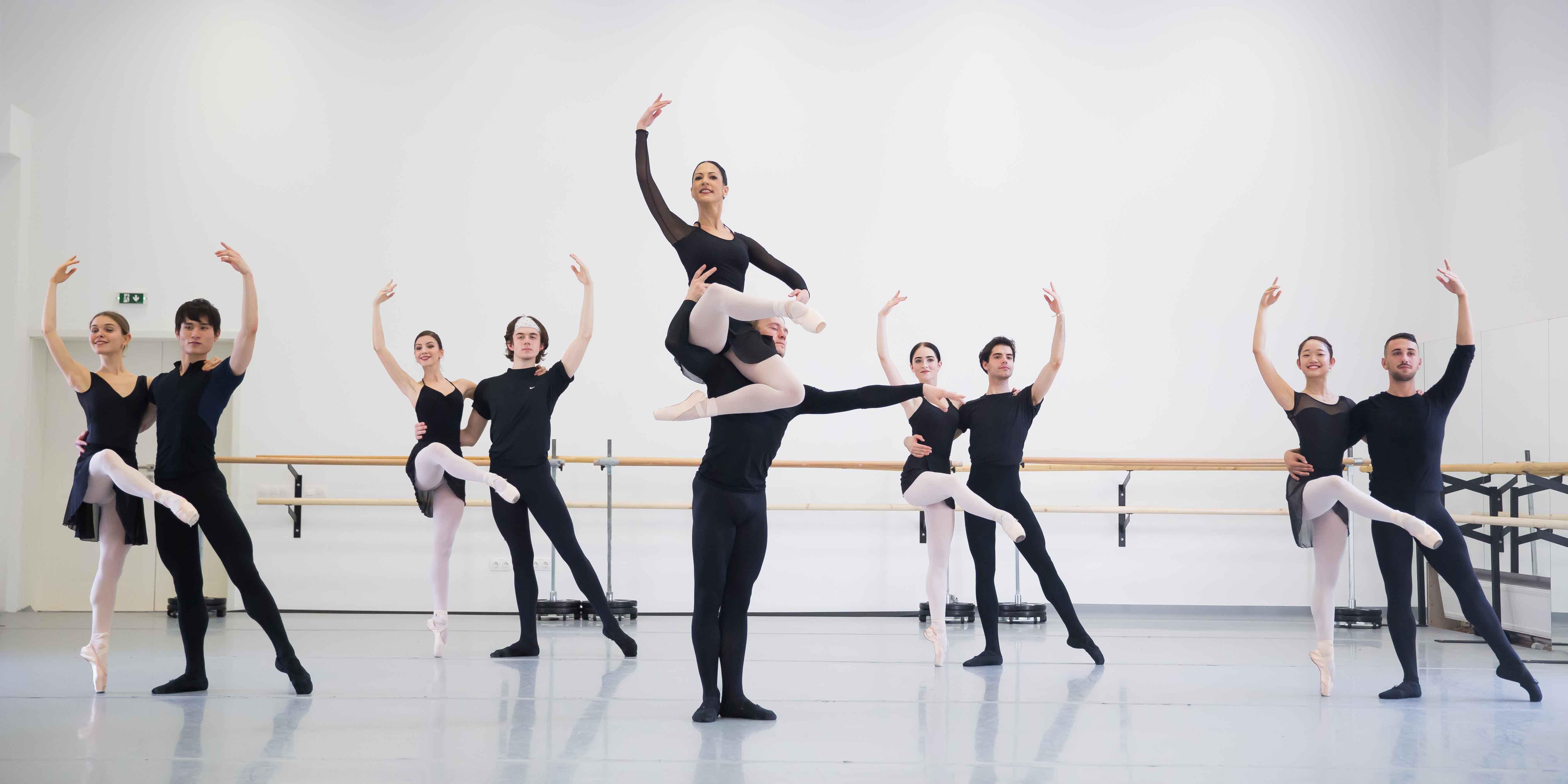"""""""Tribut Ceaikovski"""", cea mai nouă premieră la Teatrul de Balet Sibiu"""