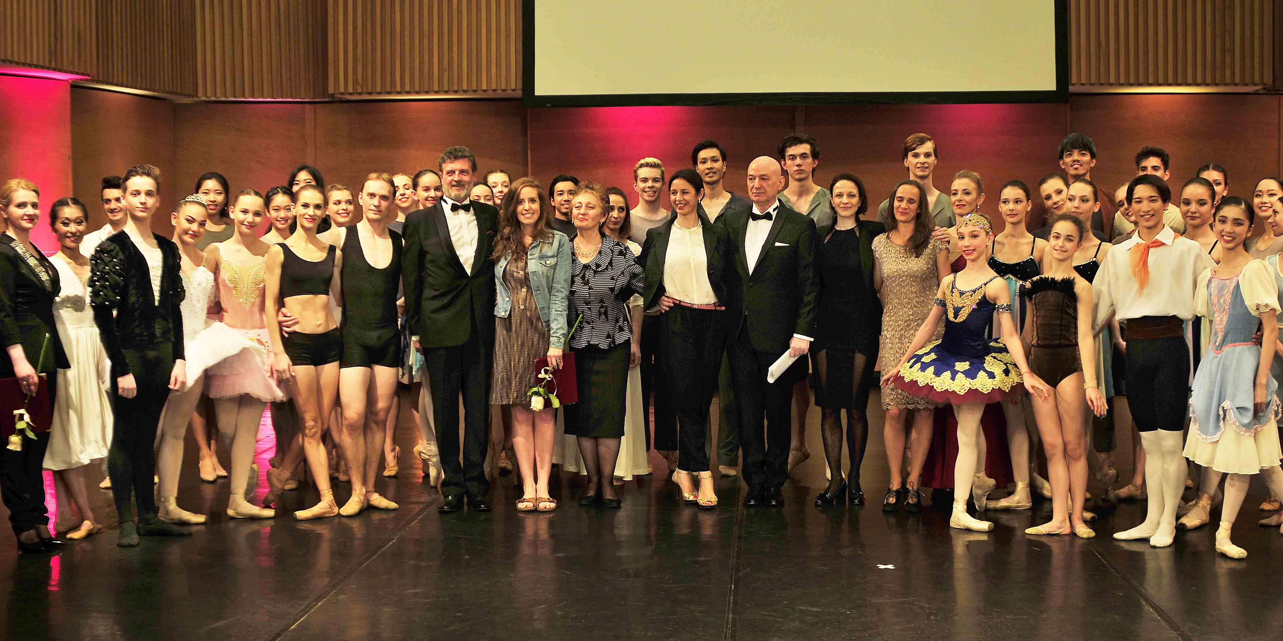 Cronică de spectacol - Gala de balet