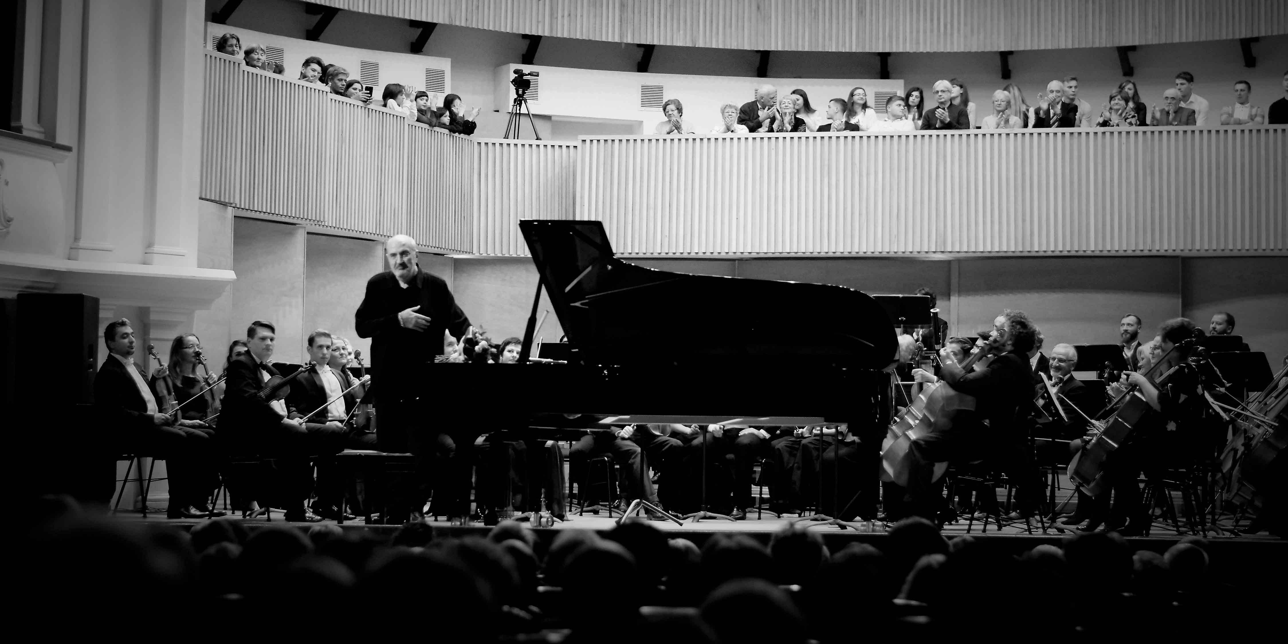 "Misha Katz a ""vrăjit"" THALIA Cronică de concert."