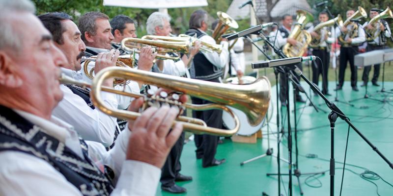 """Festivalul """"Tarafuri şi Fanfare"""" - 10 şi 11 septembrie, Muzeul în Aer Liber"""