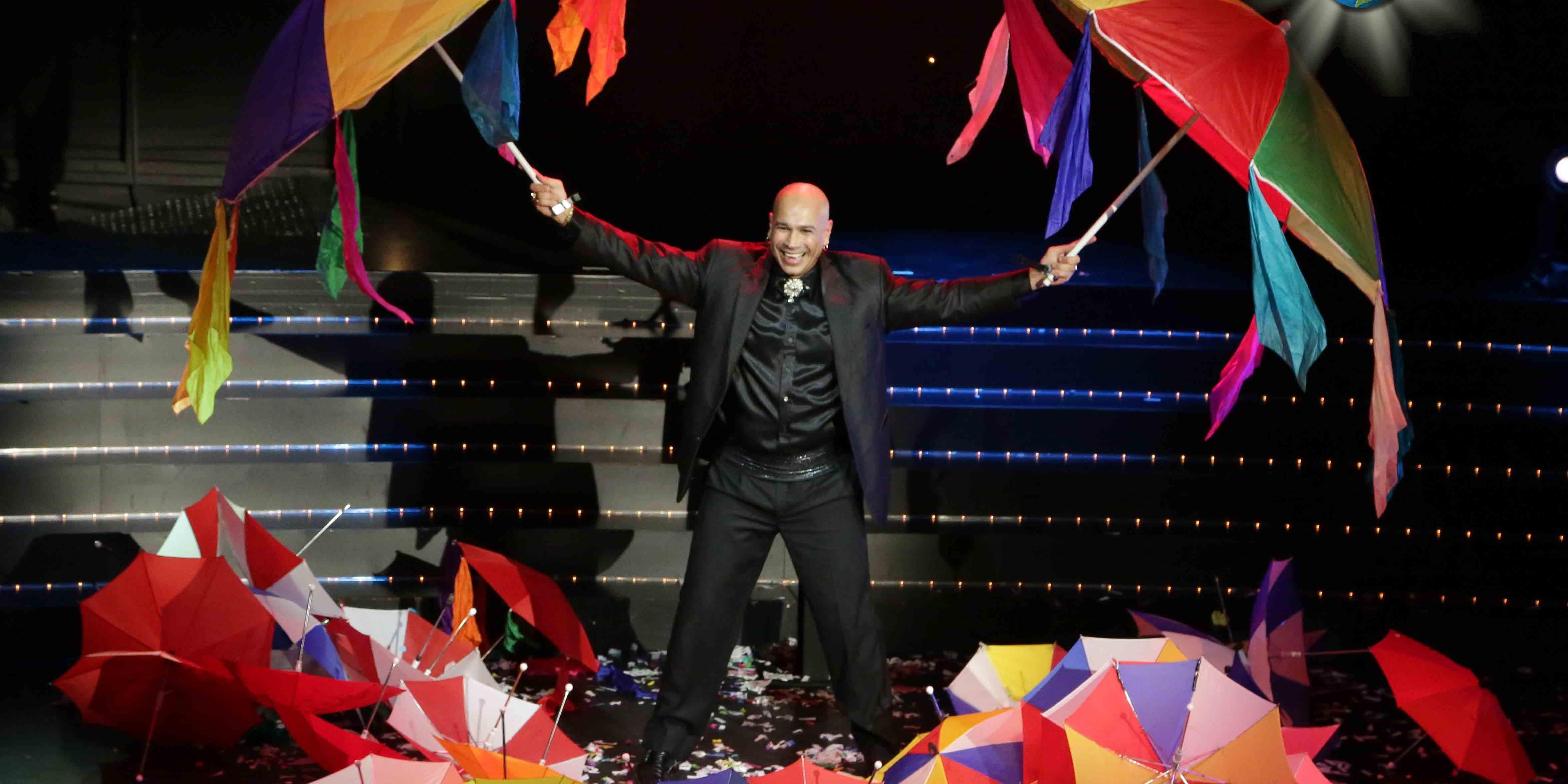Ernesto Planas deschide ediția din acest a Sibiu Magic Show!