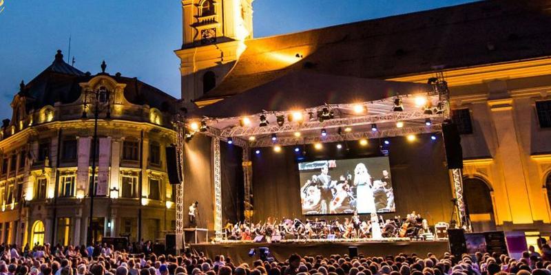 """Peste 400 de artişti de excepţie vor încânta Sibiul la festivalul """"Classics for Pleasure Special Edi"""