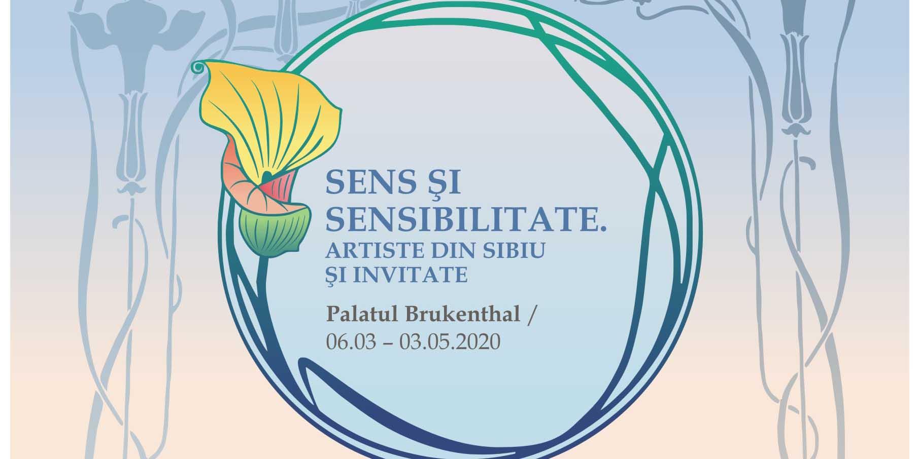 Sens și sensibilitate. 32 de artiste din Sibiu și invitatele lor expun la Brukenthal
