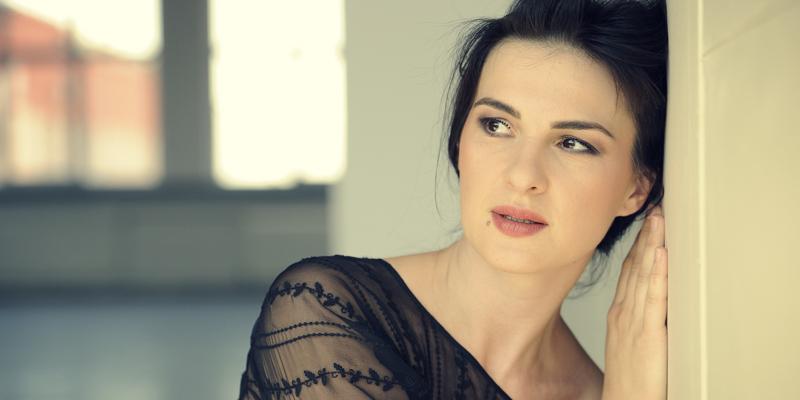 Actriţa Ioana Flora prezintă Concertul de Anul Nou de la Sibiu