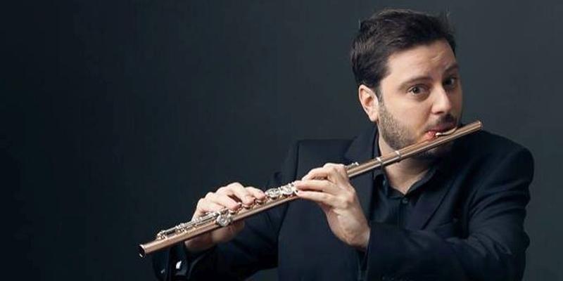 """""""Ambasador al integrării"""" – flautistul Matei Ioachimescu în concert la Sibiu"""