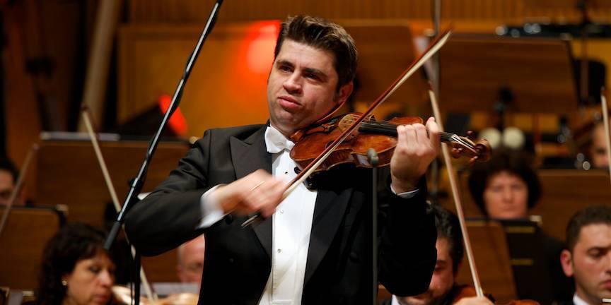 Remus Azoiței – concert alături de Orchestra Filarmonicii de Stat Sibiu