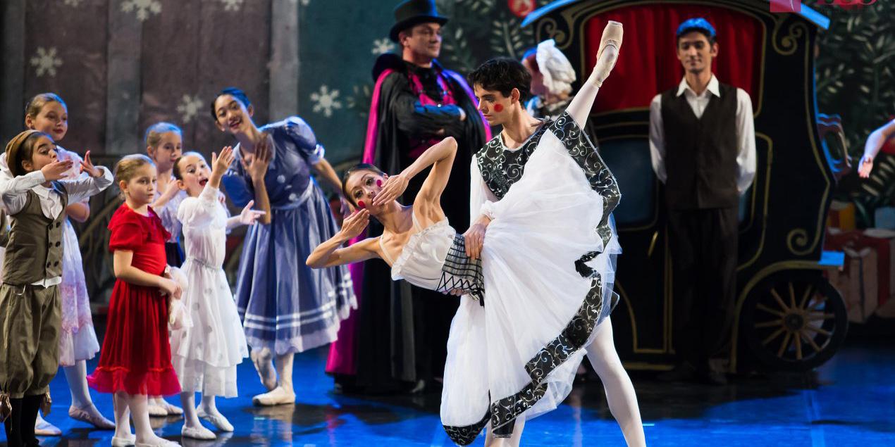 De Mărțișor, Teatrul de Balet Sibiu dansează la Făgăraș